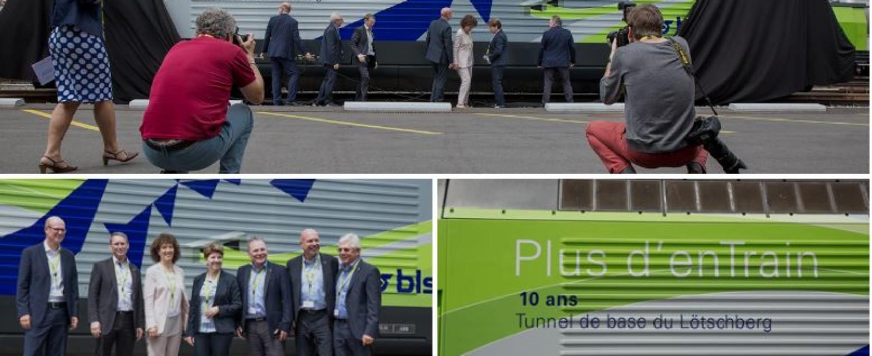 "BLS: ""Lötschberg-Basistunnel gehört fertiggestellt"""