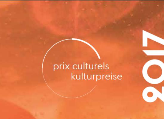 Pierre-André Thiébaud erhält Kulturpreis 2017 des Wallis