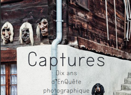 Captures – Ausstellung bis Ende Februar