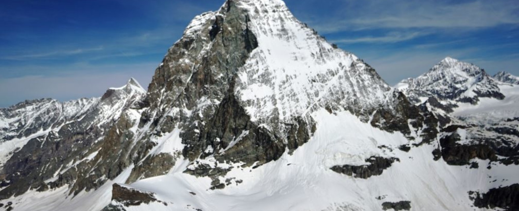Bergunfall am Matterhorn/Zermatt: