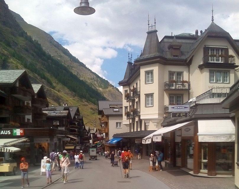 Zermatt (Foto: Remo Maßat / Walliser Zeitung)
