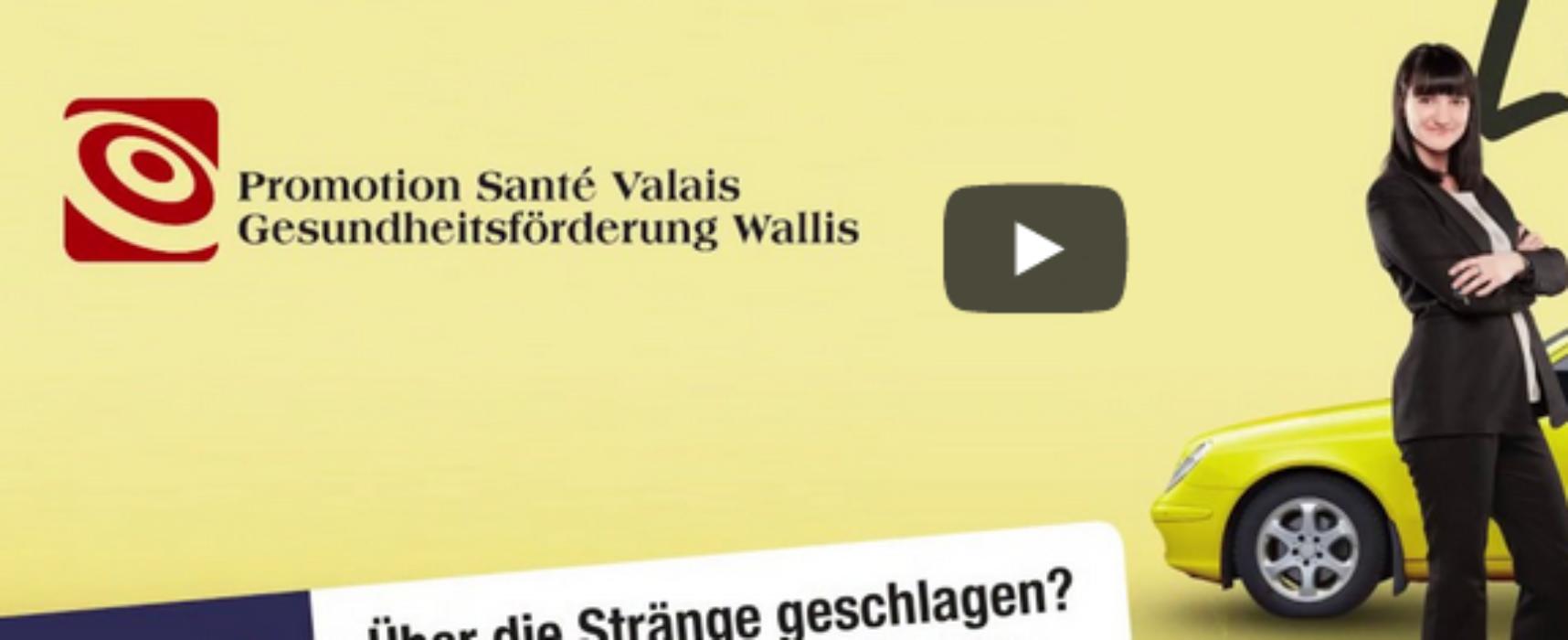 Kantonspolizei Wallis setzt auf gezielte Repression