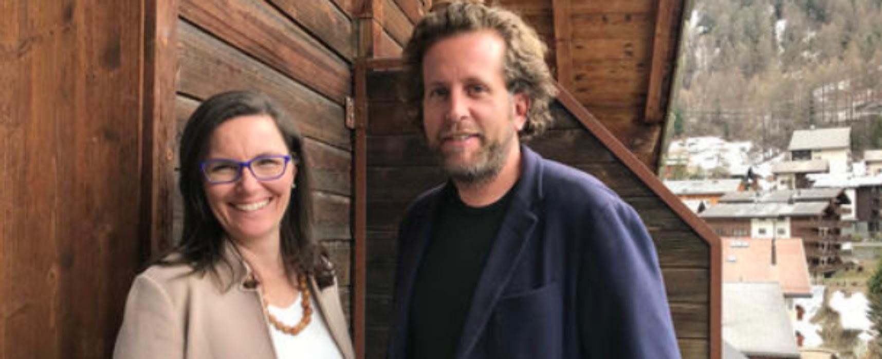 Daniel F. Lauber wird Präsident beim Hotelier-Verein Zermatt