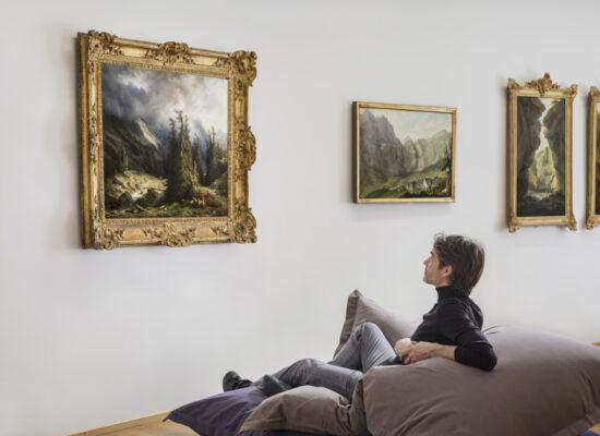 Kunstmuseum Wallis gegen Schnellebigkeit: